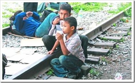 Migrantes internacionales, refugiados y víctimas de trata de personas